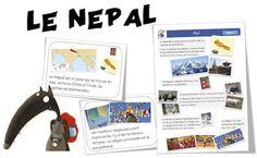 Le Nepal ... avec Loup ! - Bout de gomme