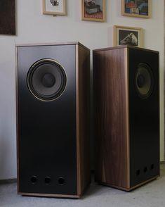 Hifi Audio, Audio Speakers, Audio Design, Loudspeaker, Audiophile, Locker Storage, Mad, Tech, Electronics