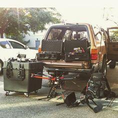 #cinebags #lifeonlocation #drone
