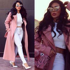 "Huda Beauty Outfit on Instagram: ""@hudabeauty ❤️❤️"" #TheChangingFaceOfBeauty #BeautyBay #20sBeautyBox"