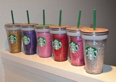 DIY Starbucks Cups