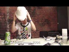 Life of Salaryman - Lage Daft Punk papirhjelm Daft Punk, Photo And Video, Life