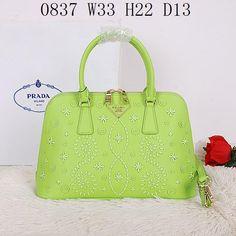 ItemsChina | replica prada handbags, size w33h22d13 cm, leather , color green bags, bags for women, 1:1 quality [item no.: pradbag-422] | replica shop | itemswe.com