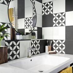 76 images formidables de Carreaux de ciment   Tiles, Ground covering ...