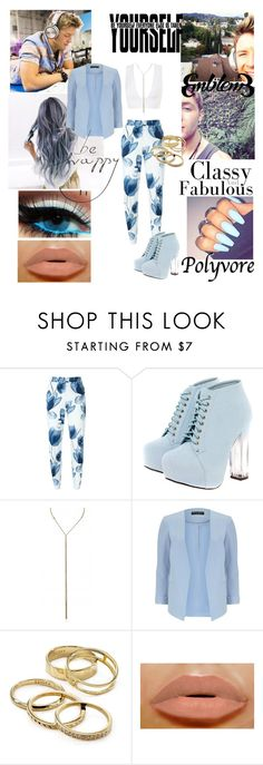 """""""Senza titolo #1237"""" by meddy21 ❤ liked on Polyvore featuring BLVD Supply, Armani Jeans, Boohoo, Dorothy Perkins, Kendra Scott and GAS Jeans"""
