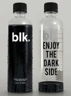#blk #packaging #design #black