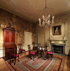 Room from the Powel House, Philadelphia