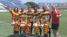 KidVisionVPK Fort Lauderdale Strikers Jersey Signing