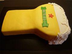 Mannen taart