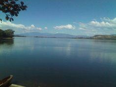Lago de Suchitlan, Suchitoto, El Salvador