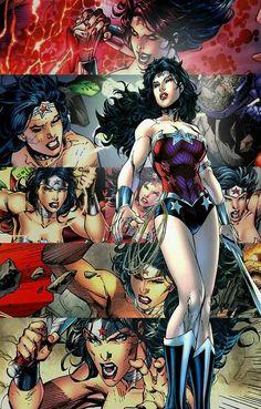 Wonder Woman is one of my favorite super heroes❤️