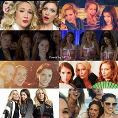 Camp, Snow, and Kendrick - Cocktail Dresses Pitch Perfect Chloe, Anna Kendrick Pitch Perfect, Pitch Perfect Movie, Twenty One Pilots, Harley Quinn, Anna Kendrick Tweets, Casual Cocktail Dress, Cocktail Dresses, Pitch Pefect