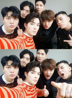 Cross Gene Selca - Cross Gene after Music Core Cross Gene, Won Ho, Wattpad, Romance, Actors, Kpop Boy, Korean Boy Bands, Boy Groups, Fandom