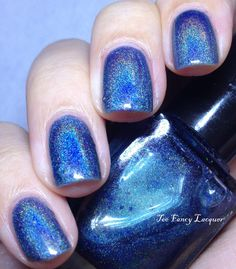 Royal Jeans - Too Fancy Lacquer.