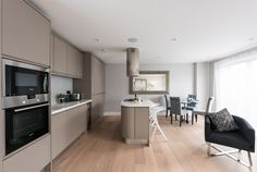 2 Bed Flat For Sale, Madison Apartments, Wyfold Road, London with price 2 Bed Flat, Flats For Sale, New Homes, Fulham, London, Modern Living, Apartments, Table, House