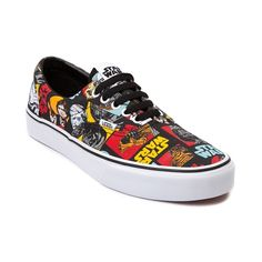 Vans Era Star Wars Skateboarding Shoes $99.00