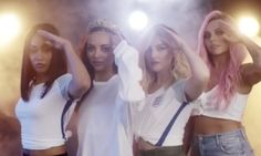 Little Mix Recruit Support For England's Lionesses Ahead Of Women's Euros 2017 Little Mix Lyrics, Secret Love Song, England Shirt, Jesy Nelson, Making Waves, Perrie Edwards, Celebs, Celebrities, Amazing Women