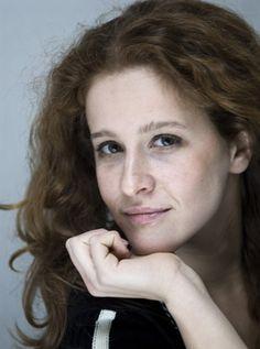 Maria Pierantoni Giua  cantante nata a Rapallo, Liguria, Italy
