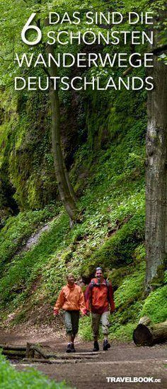 Gewählt! Die 6 schönsten Wanderwege Deutschlands