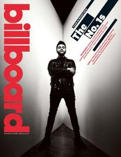 The Weeknd - Billboard Magazine Cover [United States] (17 December 2016)