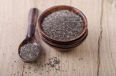 5 Healthy Treats Made With Chia Seeds