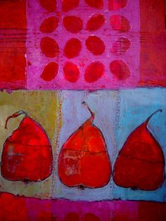 365 art Elke Trittel I love the colors in this