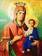 Saint Mary Religious Art by Christian Art
