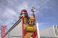 San Antonio Fire Department Engine 27 (Pierce Enforcer)