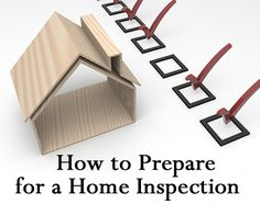 If you are in the process of selling your home, the new buyer will usually have your home inspected before the final sale.  This can be a nervous experience for both the buyer and seller since the home inspection can make the sale fall through or sale price reduced if the home is not in as good of shape as it appears.  Keep in mind that the potential buyer often accompanies the inspector during the home inspection.  Before your home is inspected, make sure to do the following: