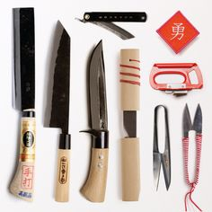 Special Collection: Blades from Japan // This week at Best Made,http://bit.ly/XAWavr