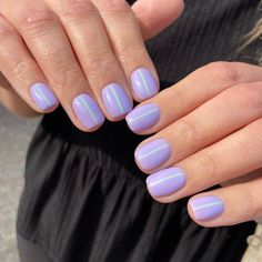 Summer Nails, Gel Polish, How To Look Pretty, Besties, Lilac, Green, Beauty, Instagram, 30th