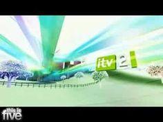 ITV2 ident - city