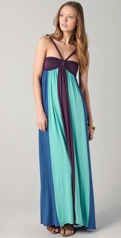 Ella Moss Skylar Maxi Dress