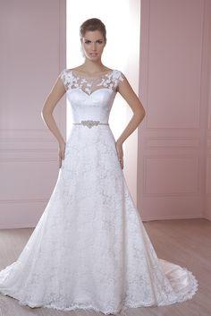 Jacaranda de la #NuevaColección2015 #EssenceMx #Wedding #Boda #Vestido #Novia #Vintage #Dress #Vintage