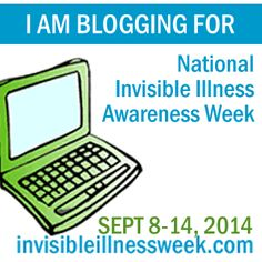 Invisible Illness aw
