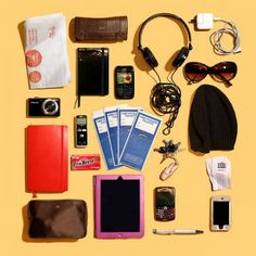 What's in a woman's bag