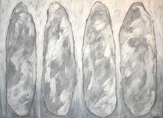 monolithes blancs (2007)