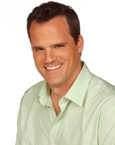 Michael Park- Jack from As the World Turns So miss that show!  He is so nice!