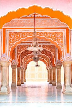 UNESCO added 29 new spots to its coveted list of World Heritage Sites, Italy's Prosecco region, India's Jaipur City, and eight Frank Lloyd Wright buildings. India Architecture, Beautiful Architecture, Baroque Architecture, Jaipur India, Travel Aesthetic, Incredible India, World Heritage Sites, Asia Travel, Royalty Free Images