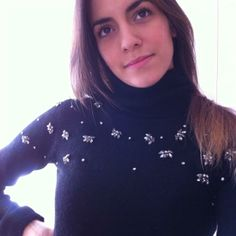 my fav winter sweater from zara by greta Winter Sweaters, Sweater Weather, Personal Taste, January, Zara, Turtle Neck, Style, Fashion, Swag