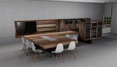 Steelosphera kitchen