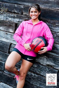 Andrea Gallo - Atlanta, GA    Body Design Personal Training Fitness Model