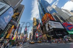 Time Square in New York City