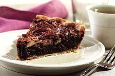 Chocolate Bliss Pecan Pie