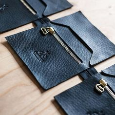 Leather Thread, My Wallet, Leather Working, Leather Clutch, Leather Craft, Travel Bags, Cufflinks, Zipper, Loyalty