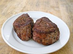 Jenny Steffens Hobick: Filet Mignon | Filet of Beef | Seared Filets at Home