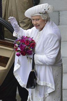 Queen Elizabeth II Photo - Diamond Jubilee - Thames River Pageant