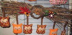 Cute Little Owl Swag · Home and Garden | CraftGossip.com