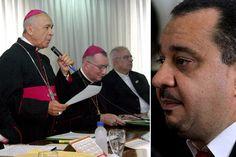 ¡OTRO ATAQUE! Julio Chávez: Desde la Conferencia Episcopal le hacen el juego a terroristas como los de VP - http://wp.me/p7GFvM-xV9