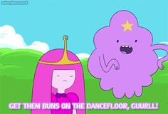 Lumpy Space Princess, Adventure Time